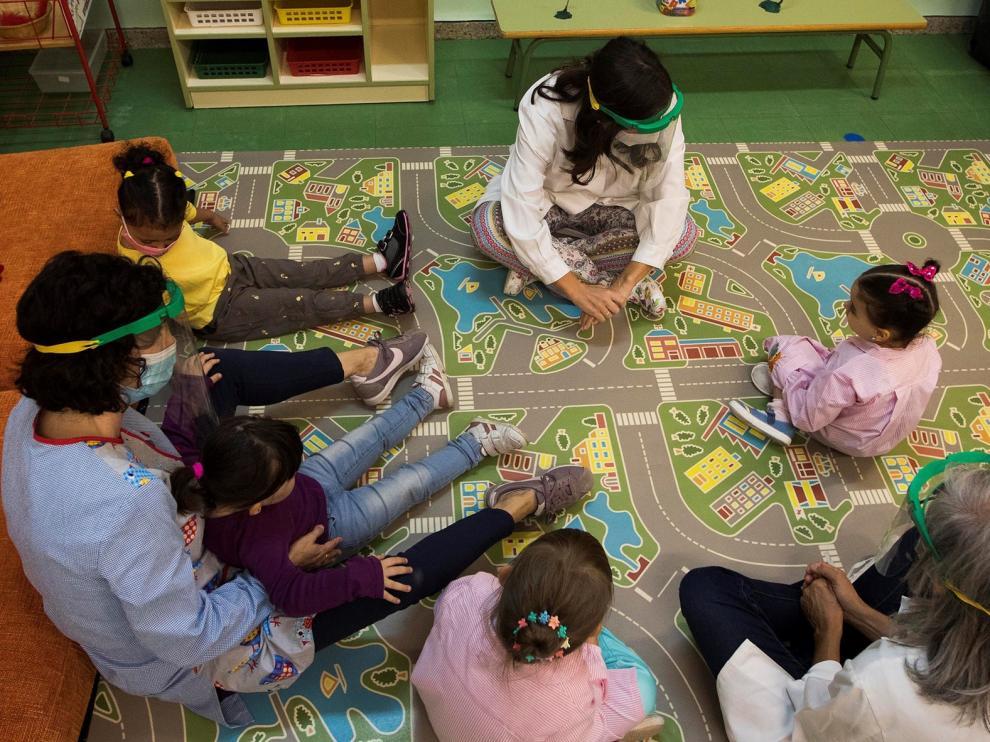 CGT Huesca insta a Educación a dar una respuesta adaptada a la escuela rural