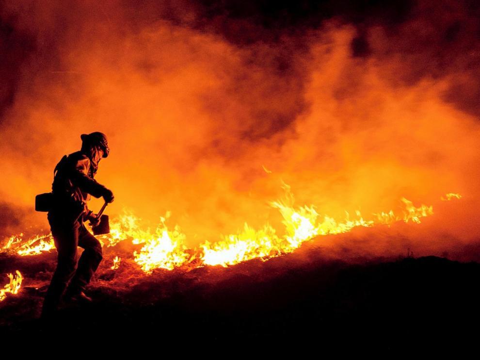 Los incendios causan más de una treintena de muertos en EE. UU.