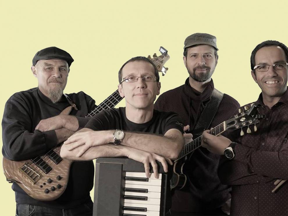 Los músicos aragoneses luchan por el título del mejor disco de 2020