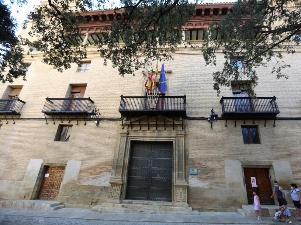 El Ayuntamiento de Huesca, el único aragonés que forma parte de VioGén