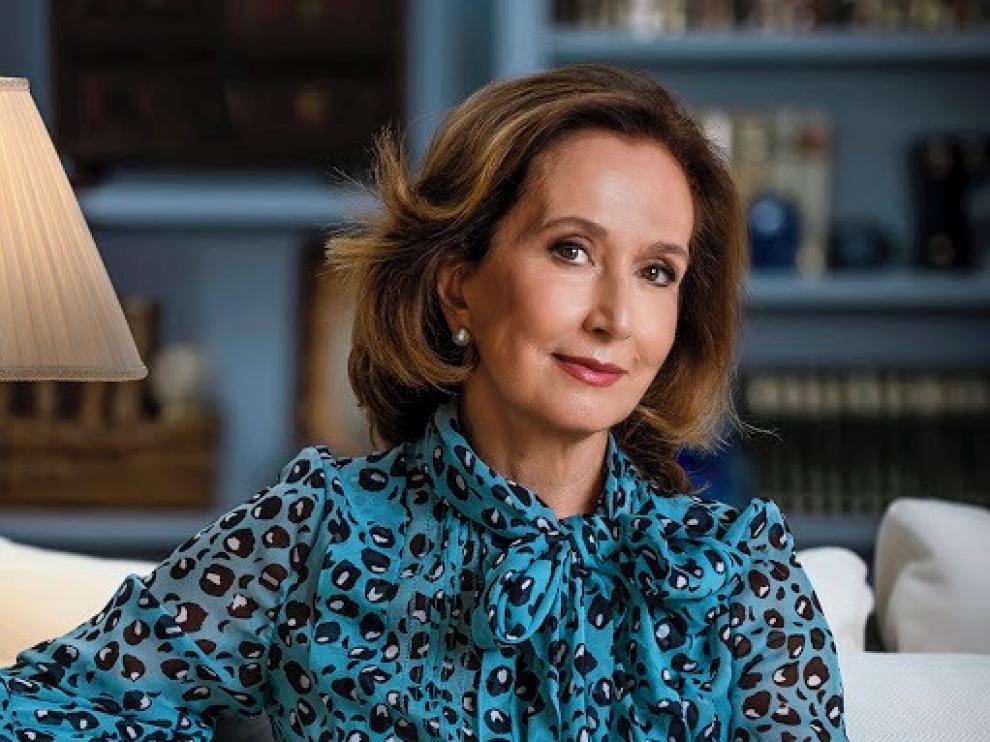 Lourdes Plana, presidenta de la Real Academia de Gastronomía