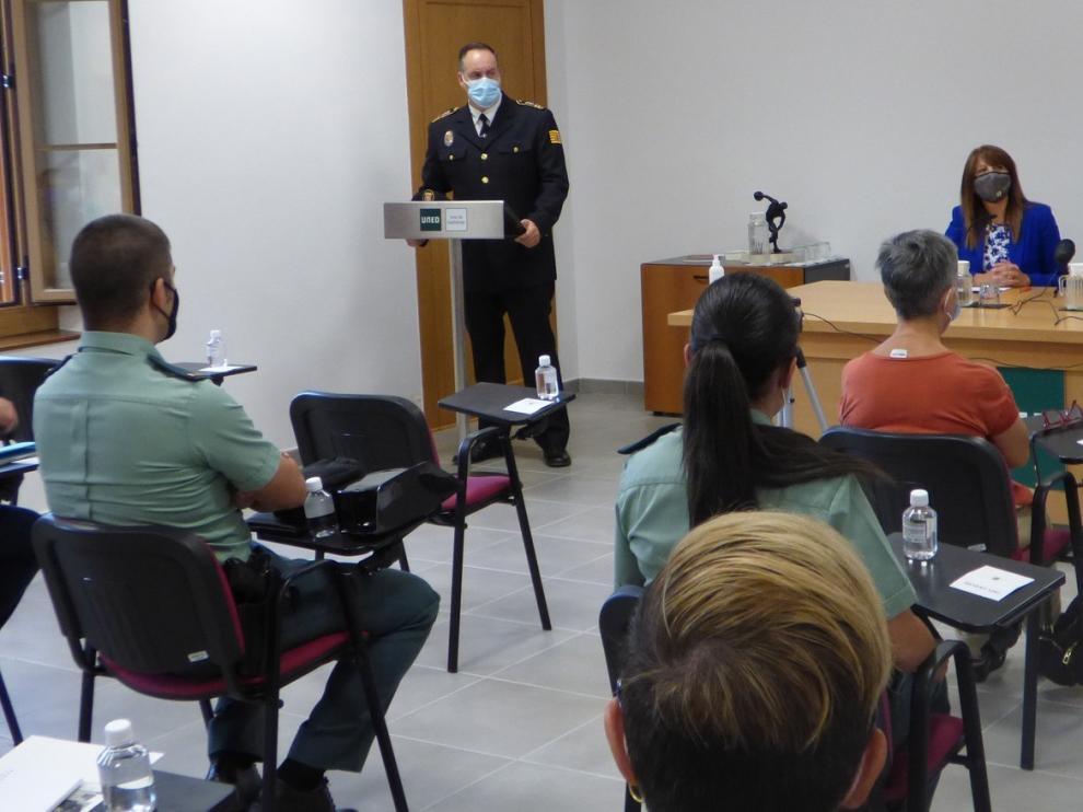 La importancia de la intervención policial y la protección