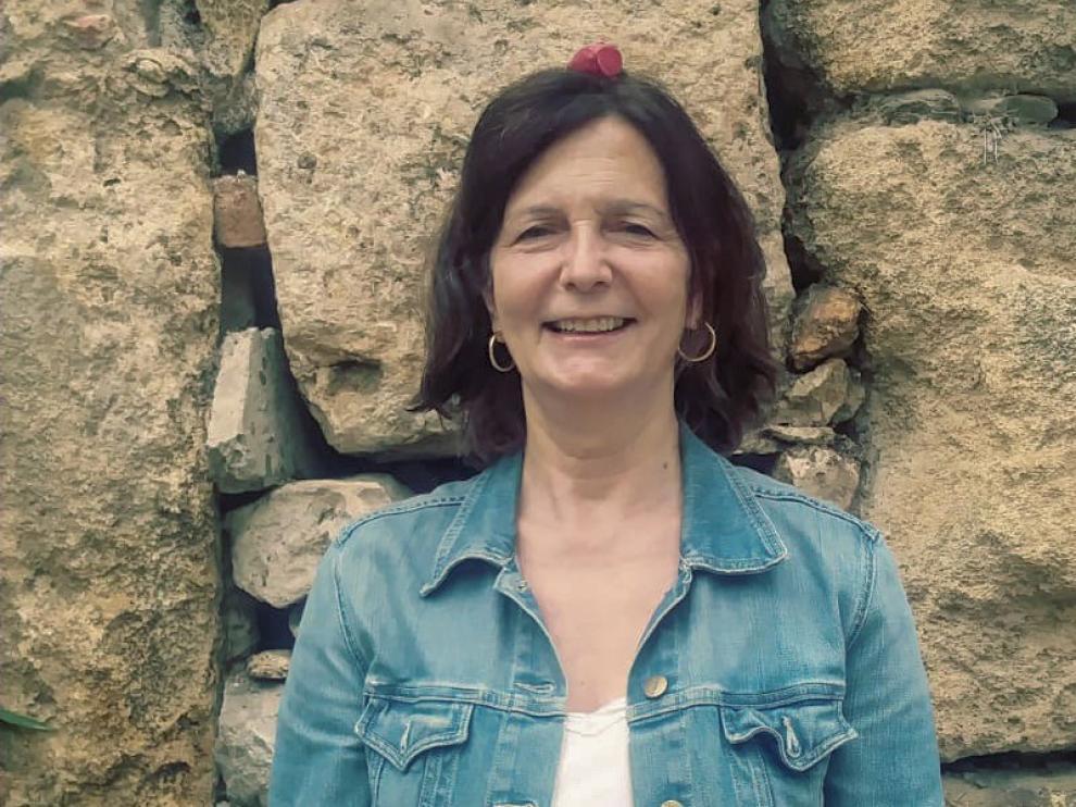 """María Antonia Buisán: """"Queremos que se reconozca a San Vicente como patrón de la vendimia"""""""