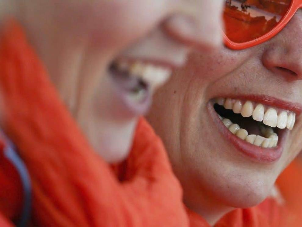 Uno de cada tres aragoneses afirma que actualmente sonríe más que antes del confinamiento y el 94% se siente optimista