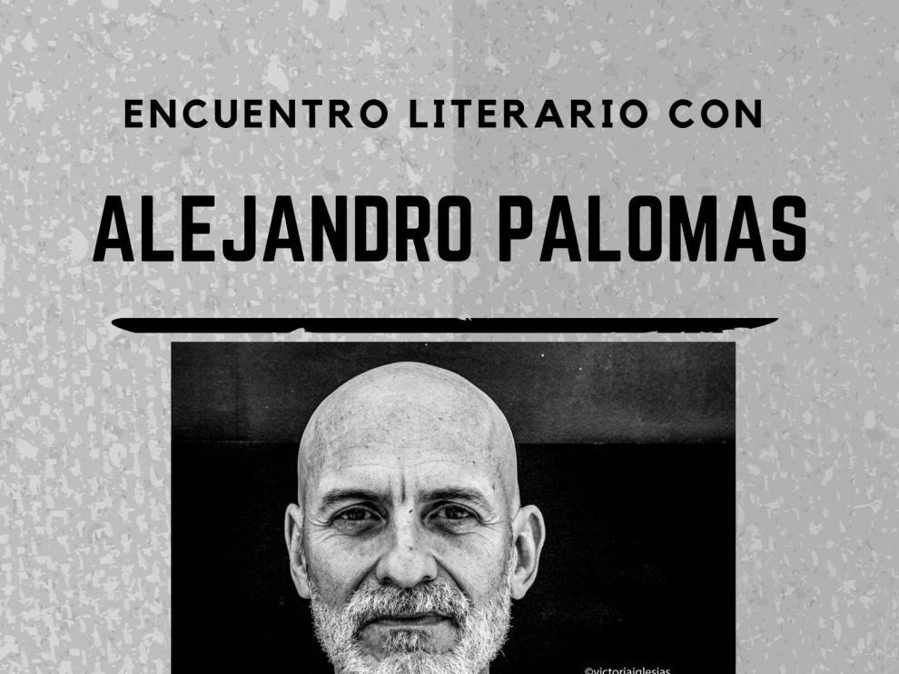 Un encuentro literario con Alejandro Palomas en el retorno de los grupos de lectura de Monzón