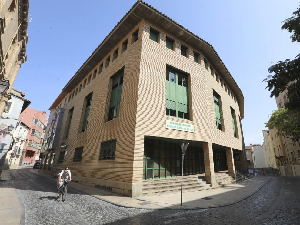 Cinco monjas de la residencia de las Misioneras del Pilar de Huesca dan positivo en coronavirus
