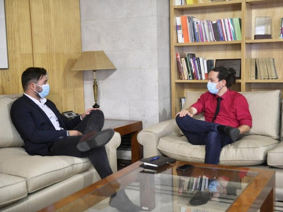 """La Audiencia devuelve a Iglesias la condición de perjudicado en """"Dina"""""""