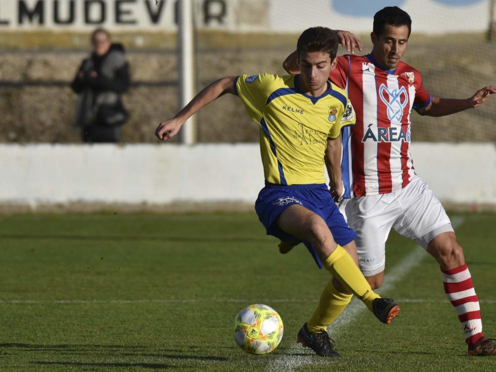 Los equipos altoaragoneses de Tercera, cinco en cada subgrupo
