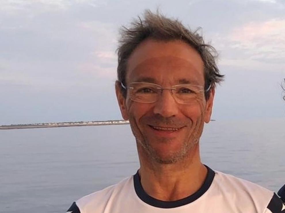 """José Luis Gil: """"El estado del mar influye muchísimo en que salga mal o bien la travesía"""""""