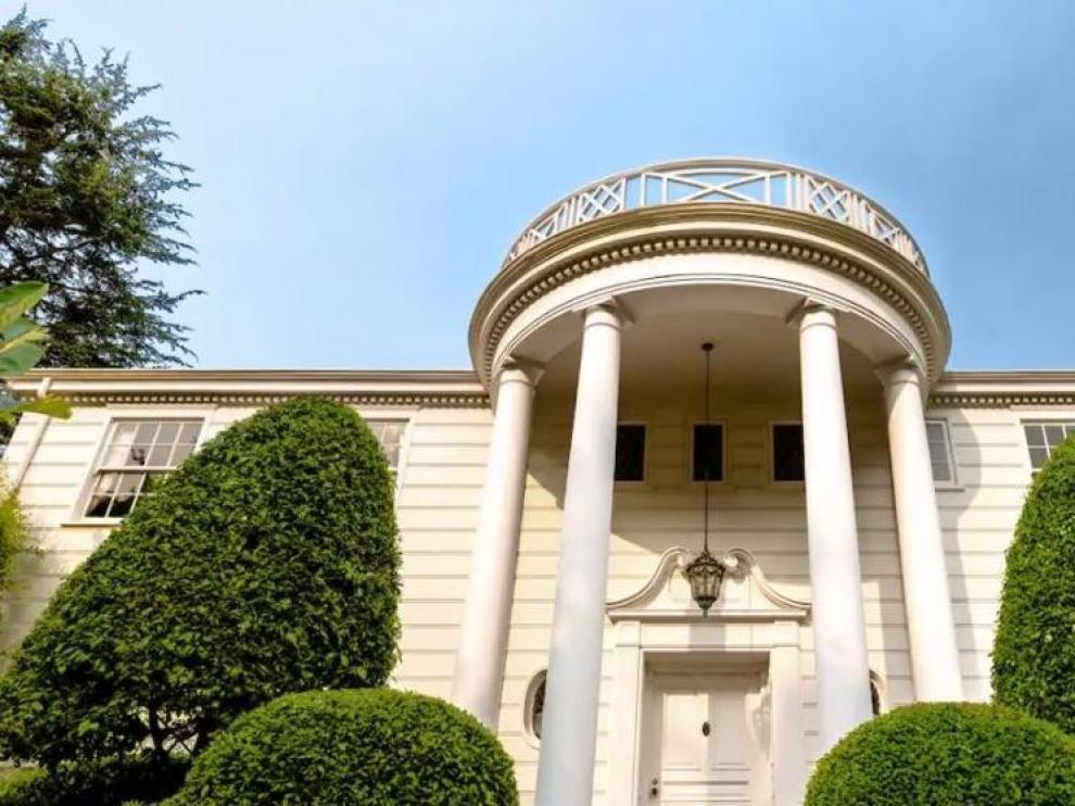 """La mansión de """"El príncipe de Bel-Air"""" se alquilará a 25 euros la noche"""