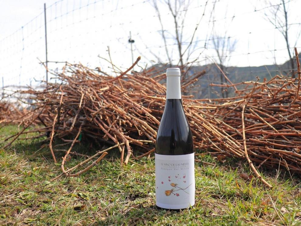El vino tinto de las Nieves logra medalla de oro en Bruselas