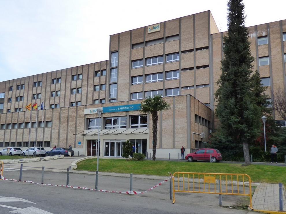 Leonardo Subías recibe el alta en el Hospital de Barbastro después de 184 días afectado por el coronavirus