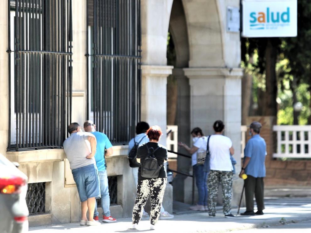 Huesca suma 44 casos más de coronavirus en 24 horas y 7 fallecidos en la última semana