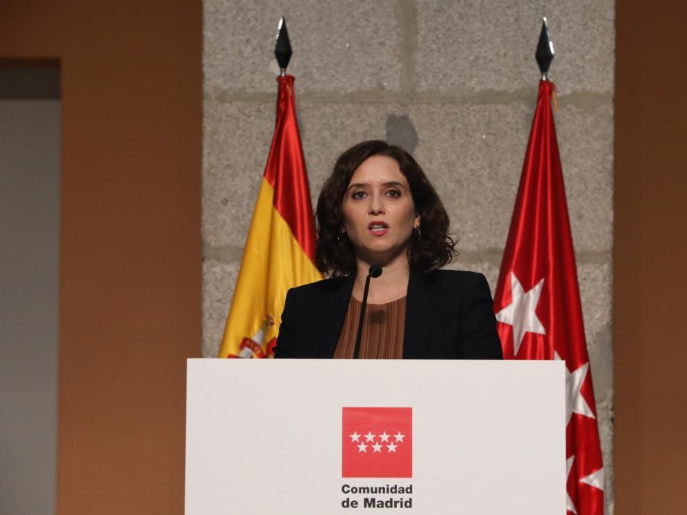 Madrid restringe la movilidad en las 37 áreas sanitarias más afectadas