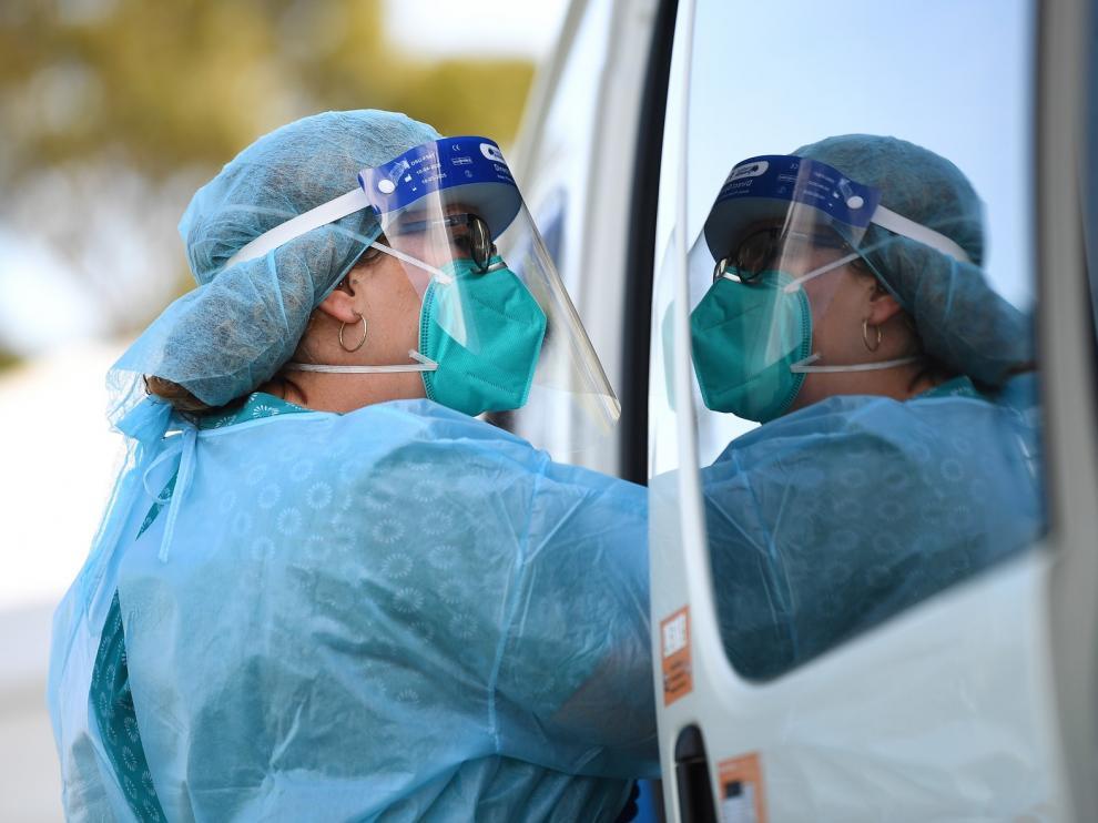 La OMS insta a los países a no bajar los brazos y mantener los esfuerzos en la lucha contra la pandemia de coronavirus