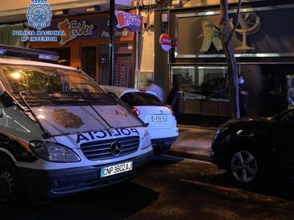 Sancionadas 40 personas por incumplir medidas sanitarias en un bar y una peña