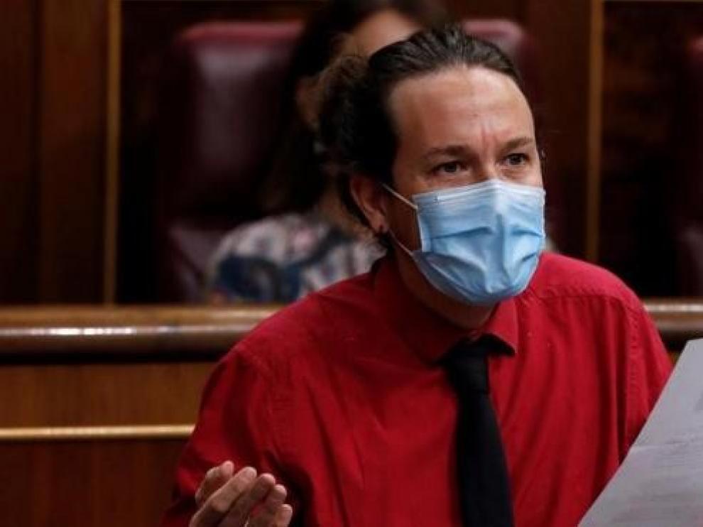 """Iglesias se marca como objetivo avanzar hacia una """"nueva república"""""""