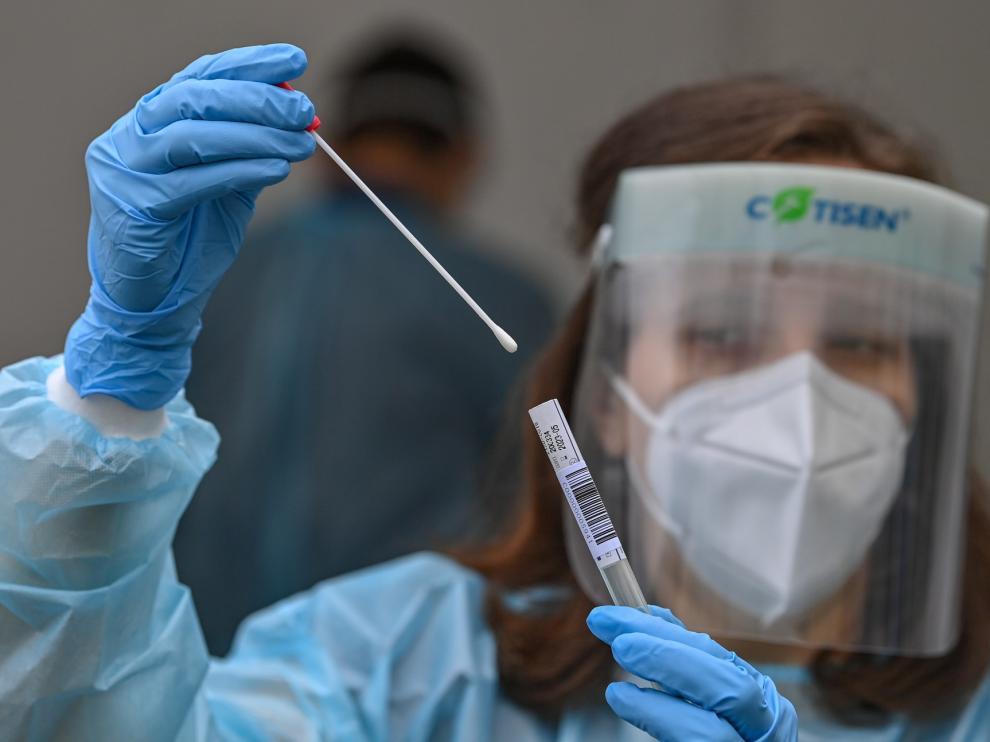 Los contagios por la pandemia se disparan en Alemania y Rusia