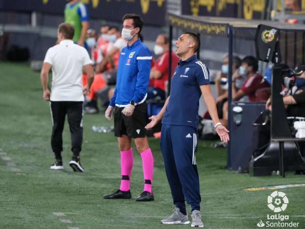 """Roberto Perera: """"Que nadie dude de que vamos a competir"""""""