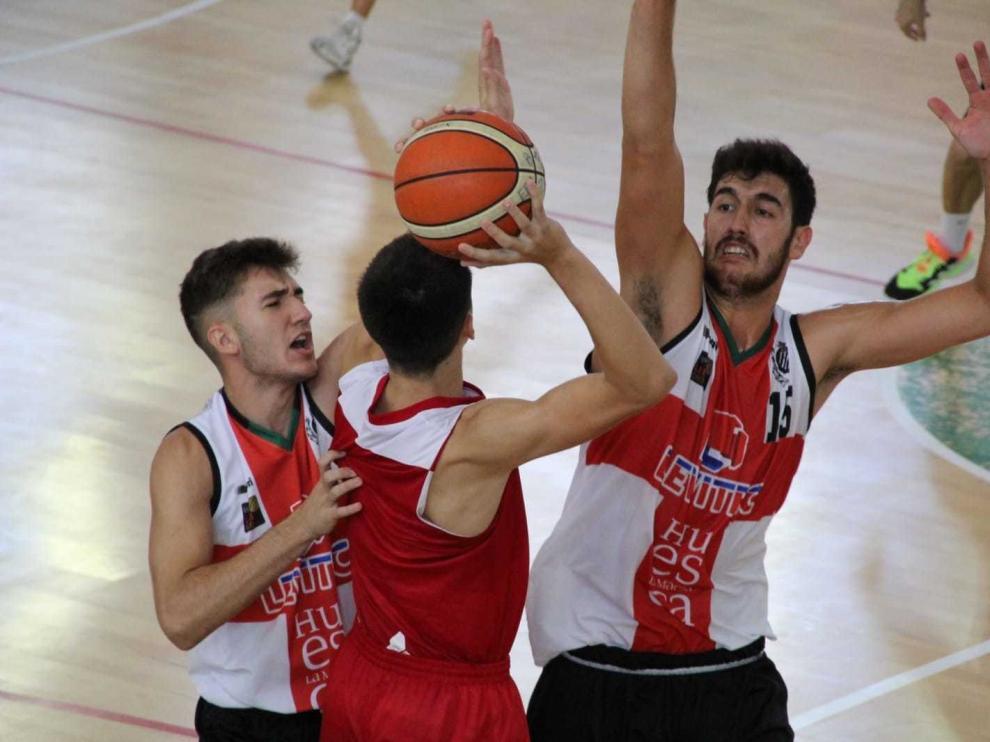 Levitec Huesca cumple objetivos en Zaragoza