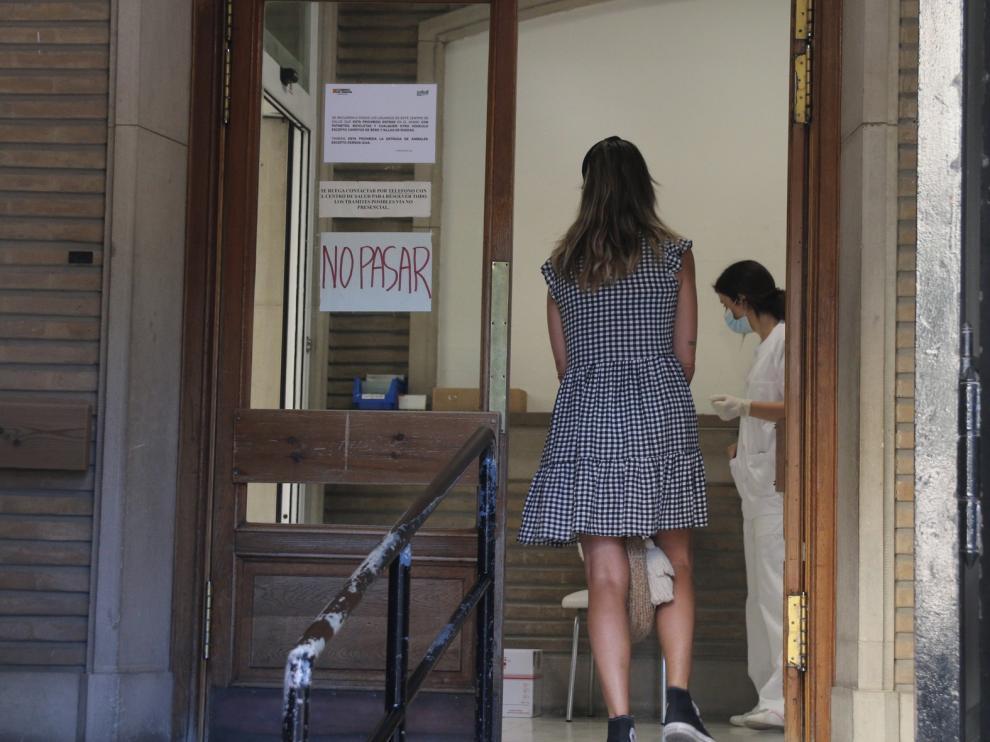 El Colegio de Médicos de Huesca alerta de esperas de hasta 7 días para una consulta