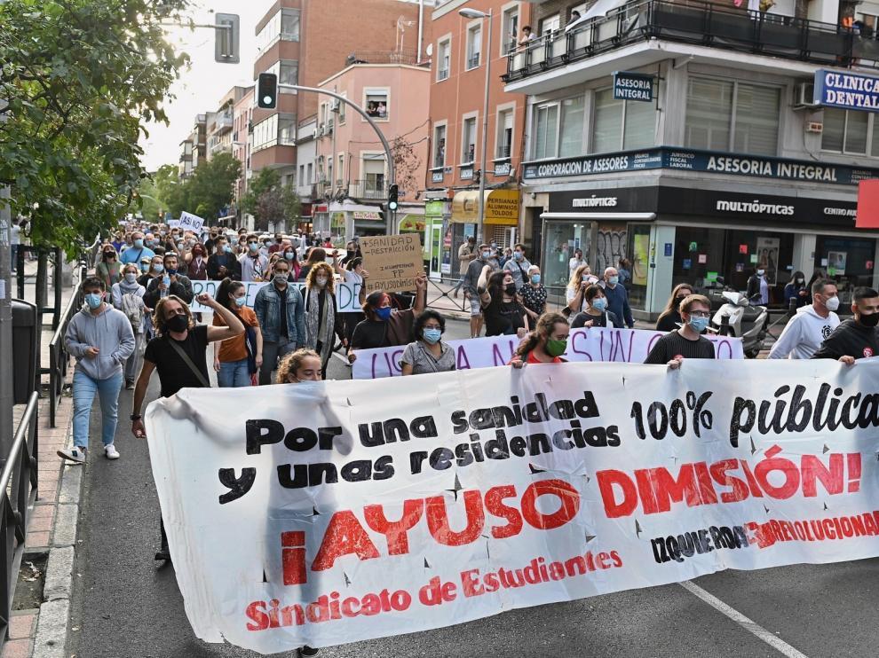 Madrid no multará en las primeras 48 horas con las nuevas medidas de restricción por la crisis de coronavirus