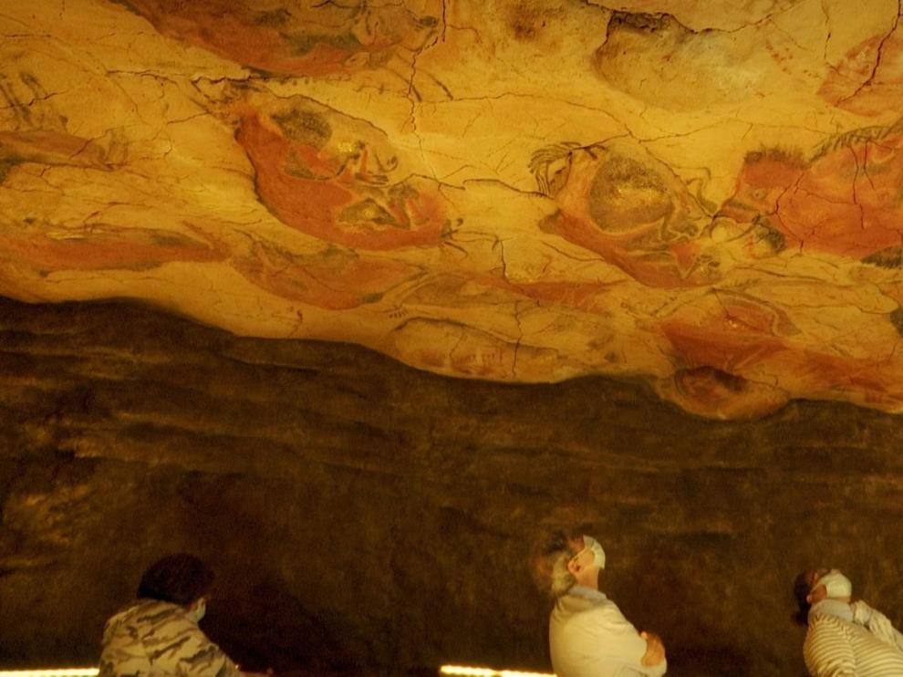 Altamira pone en valor el patrimonio de la Edad de Hielo