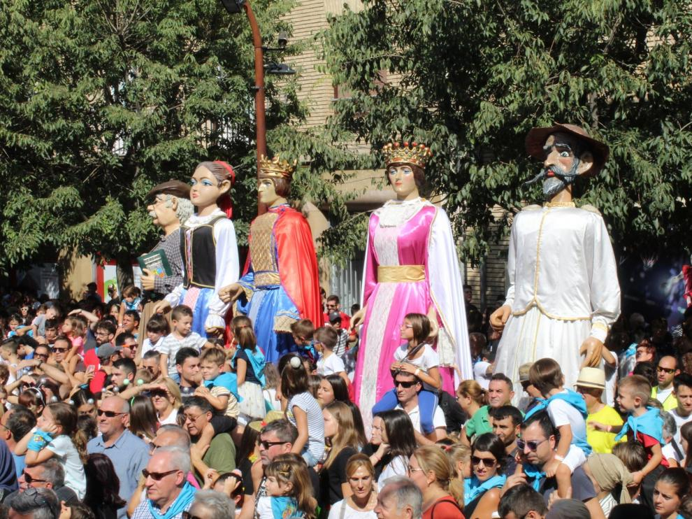 El recuerdo latente de unos festejos que no pueden celebrarse este año en Monzón