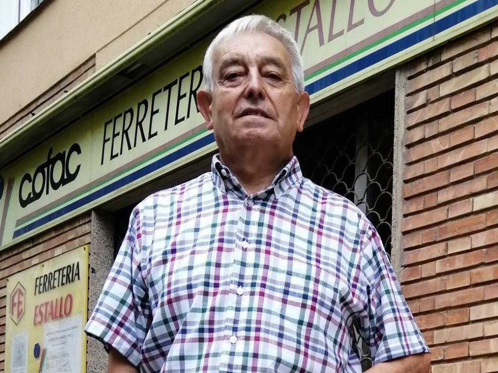 """José Luis Estallo Lacasta: """"El diálogo es necesario, hay que unir para hacer bien las cosas"""""""