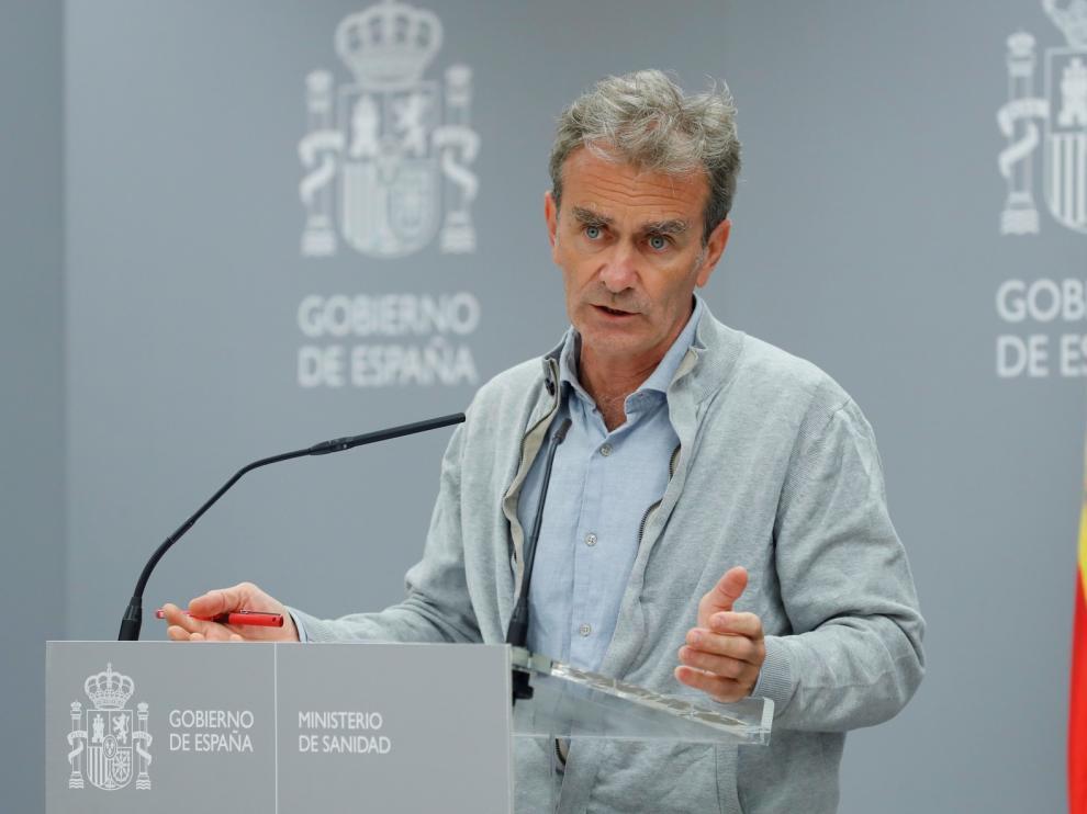 Fernando Simón, primer Hijo Predilecto vetado en Zaragoza por PP, Cs y Vox