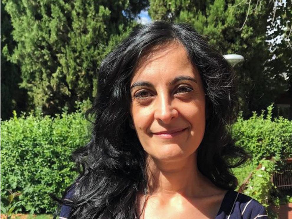 """Covadonga Martínez: """"No ha sido fácil seguir la pista de Sibylle porque su obra está muy repartida"""""""