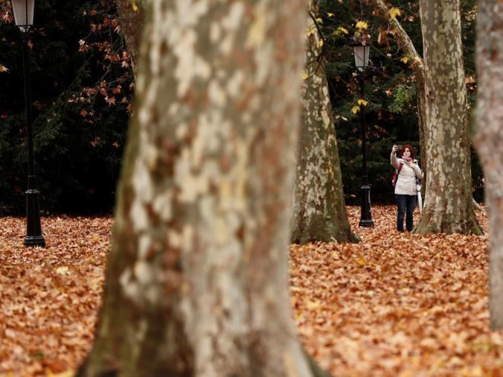 El otoño arranca con descenso de temperaturas y lluvias