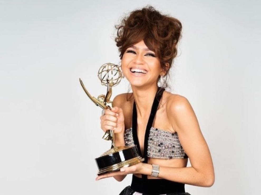 """""""Schitt""""s Creek"""" hace historia en la gala virtual de los Emmy"""