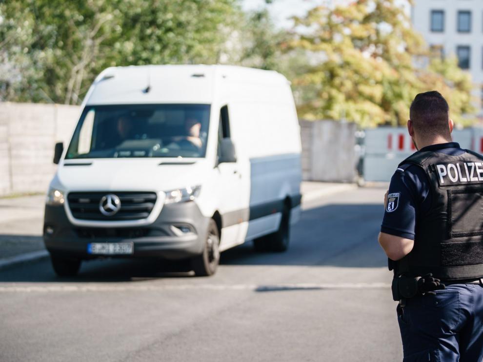 La Policía levanta la alerta tras retirar un paquete sospechoso en la Cámara Baja alemana