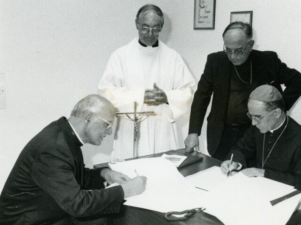 El nuncio del papa en España presidirá los actos conmemorativos de los 25 Años de la Diócesis de Barbastro-Monzón