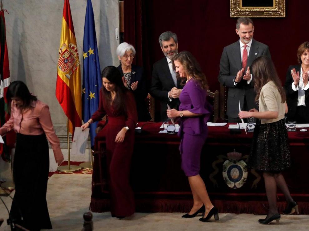 Felipe VI no acudirá al acto anual con los jueces