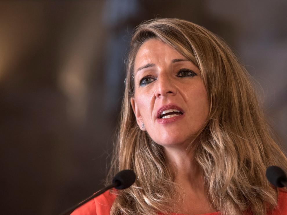 Díaz anuncia que la negociación sobre los ERTE se retomará este miércoles