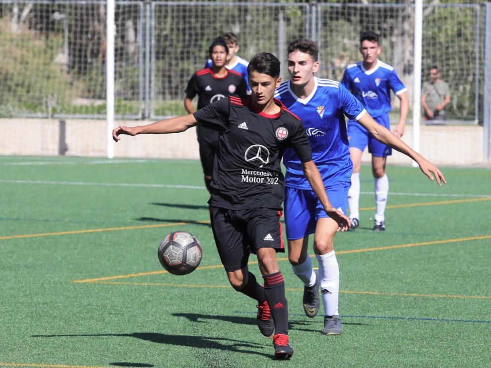 IPC La Escuela, dentro del subgrupo A y Huesca, Peñas y Monzón quedan en el B