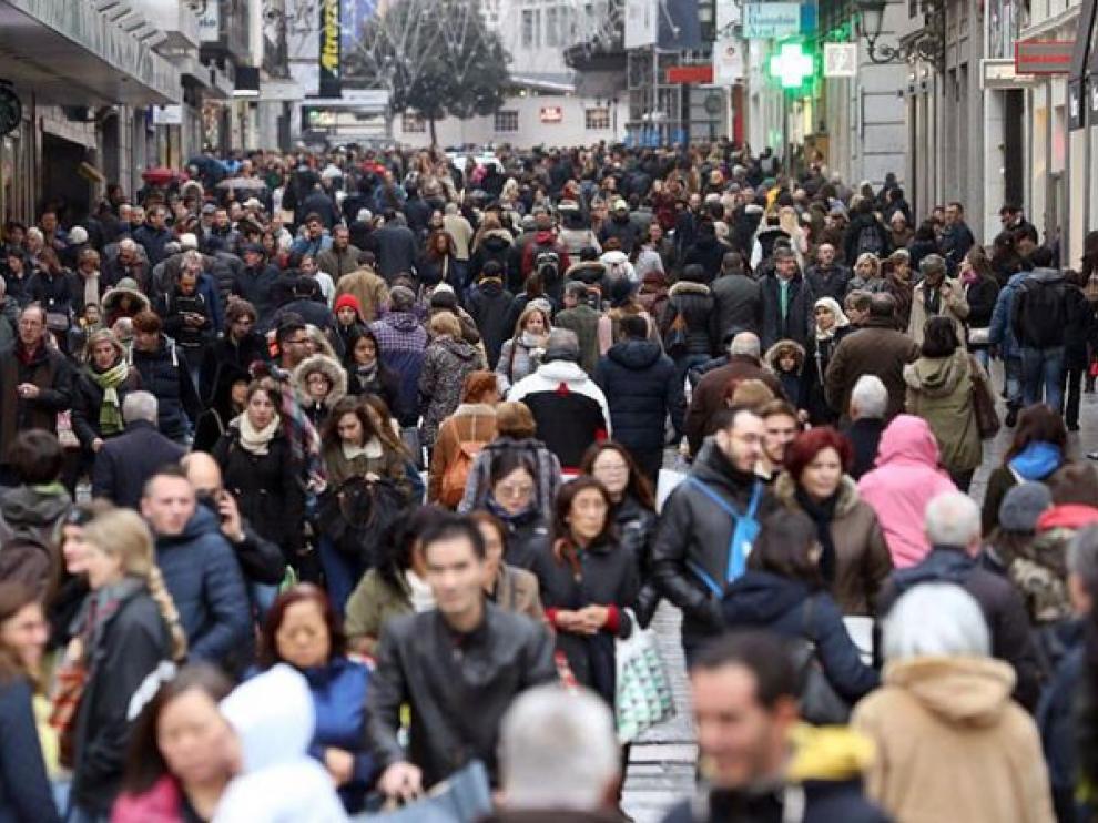 España aumentará su población en 3,2 millones
