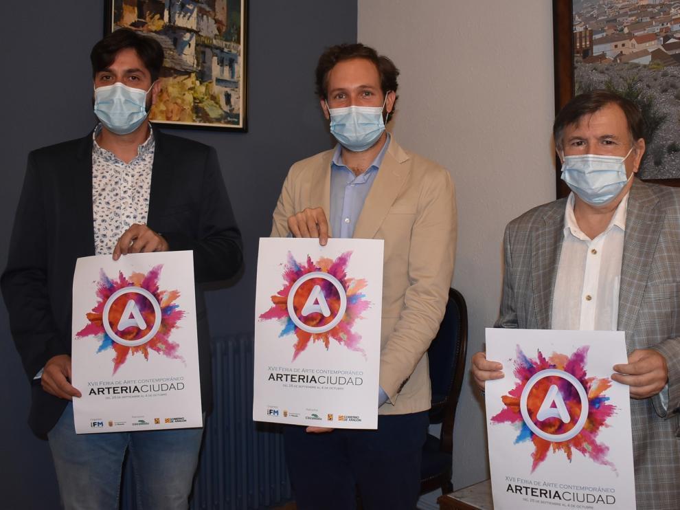 Las obras de 300 artistas salen al encuentro de los montisonenses en Arteria Ciudad