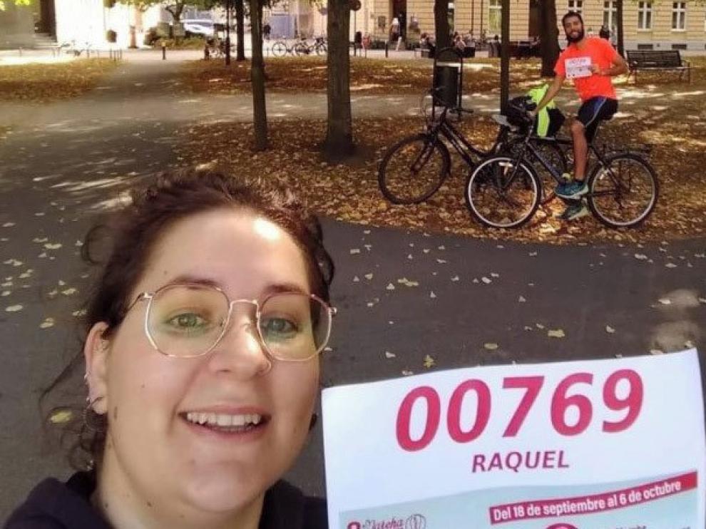 """El buen inicio de la Marcha Aspace Huesca es para estar """"esperanzados"""""""