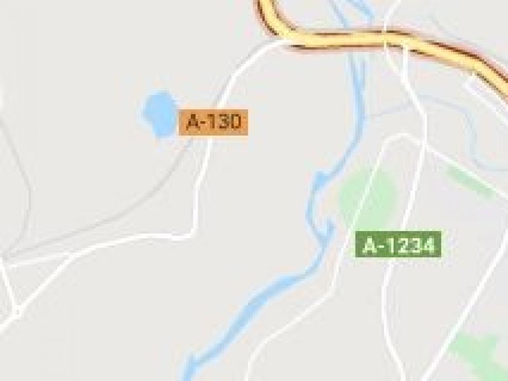 Dos personas han resultado heridas graves en un accidente de circulación en Monzón