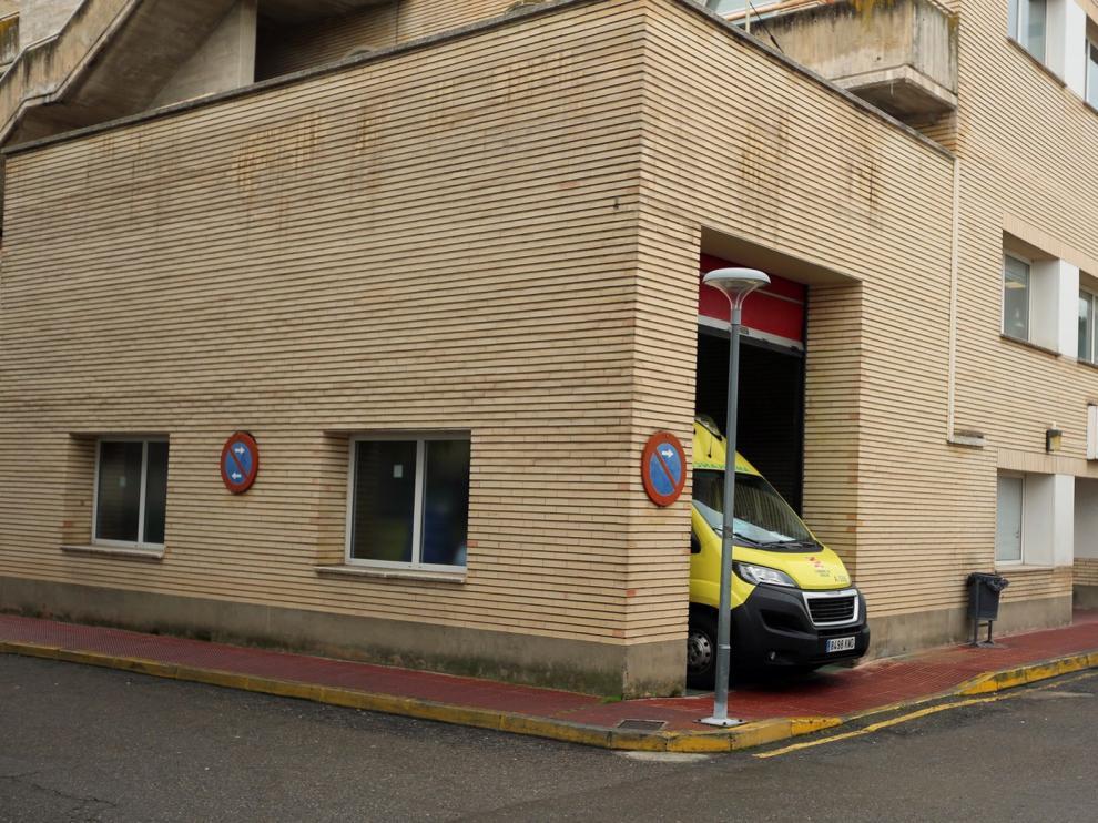 Sin fecha para contratar la obra de la ampliación de Urgencias del Hospital San Jorge en Huesca
