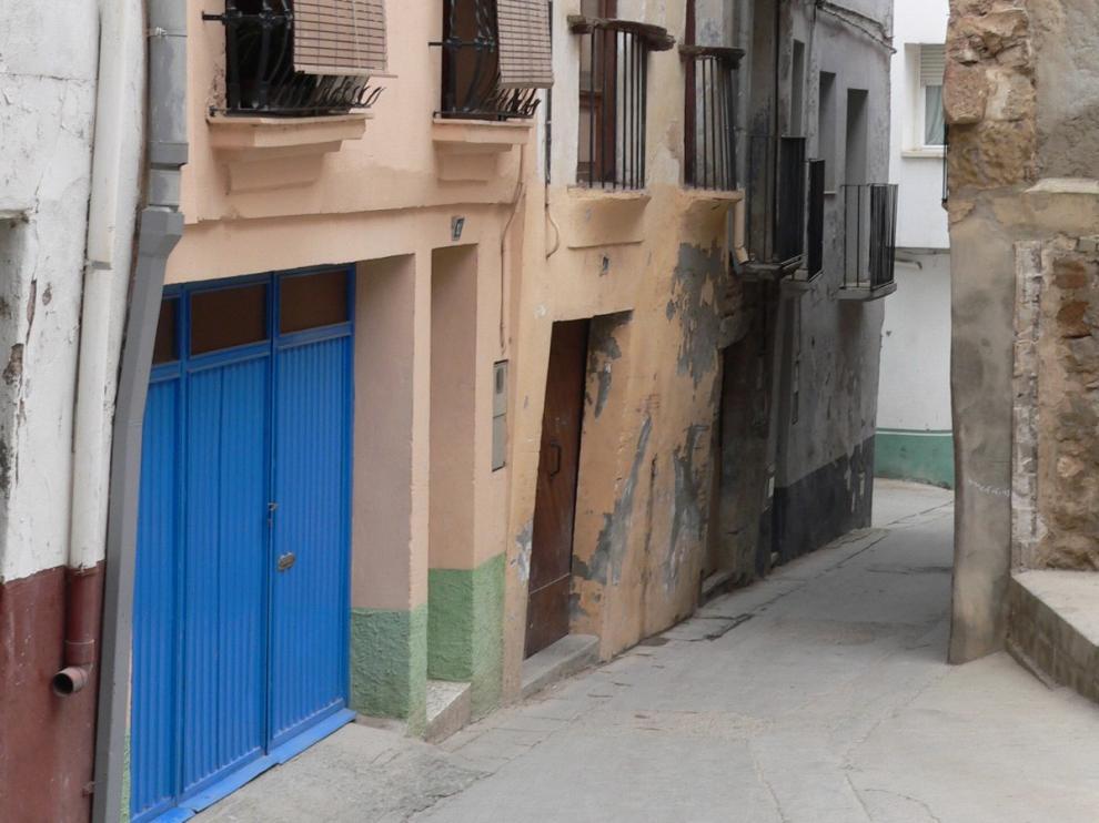 El PSOE de Fraga pide actuar ante las denuncias de la Asociación de Amigos y Vecinos del Casco Histórico