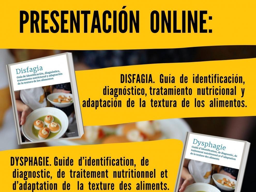 Disponible la primera guía bilingüe sobre disfagia
