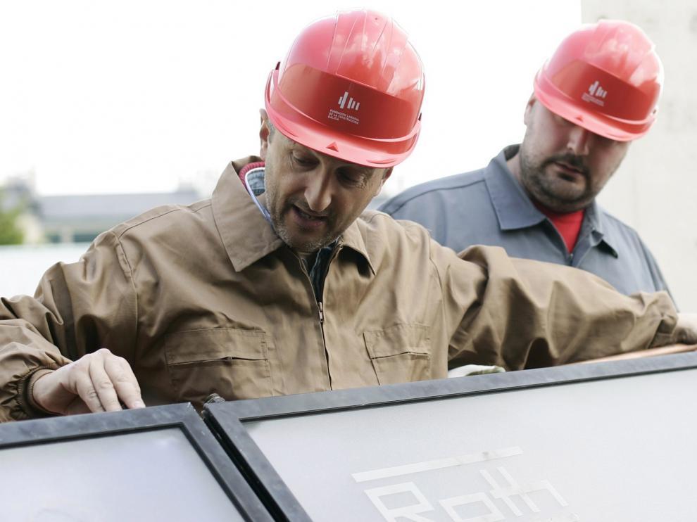 La siniestralidad laboral crece un 3,5 % en Aragón durante el estado de alarma