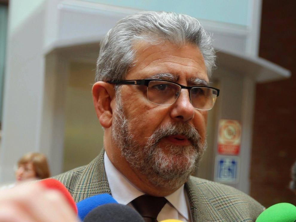 """El rector de la UZ asegura que en el Campus de Huesca se está actuando con """"gran responsabilidad"""""""