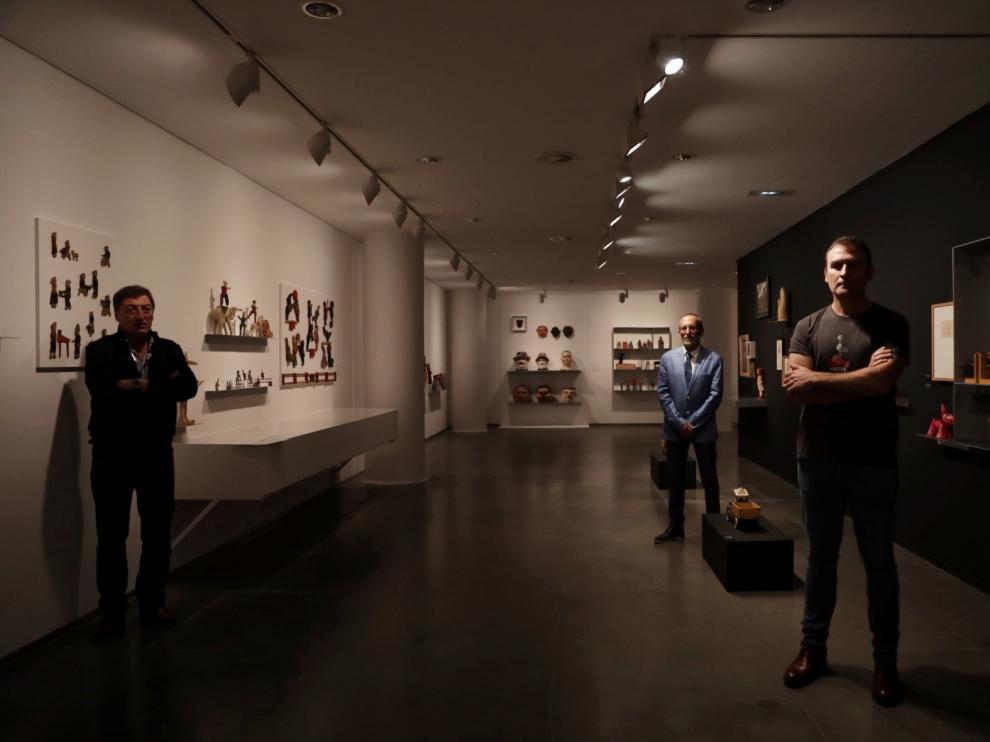 La DPH inaugura la exposición 'Arte Ingenuo. Colección Santos Lloro', con más de 700 piezas