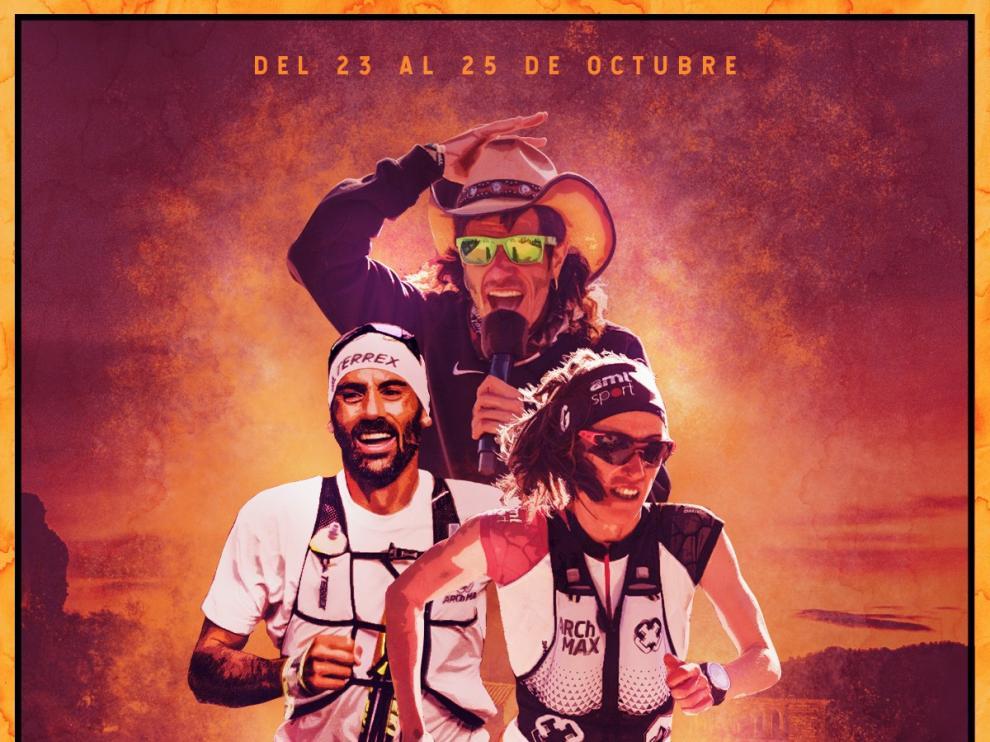 El Guara Somontano Trail Festival, en Alquézar