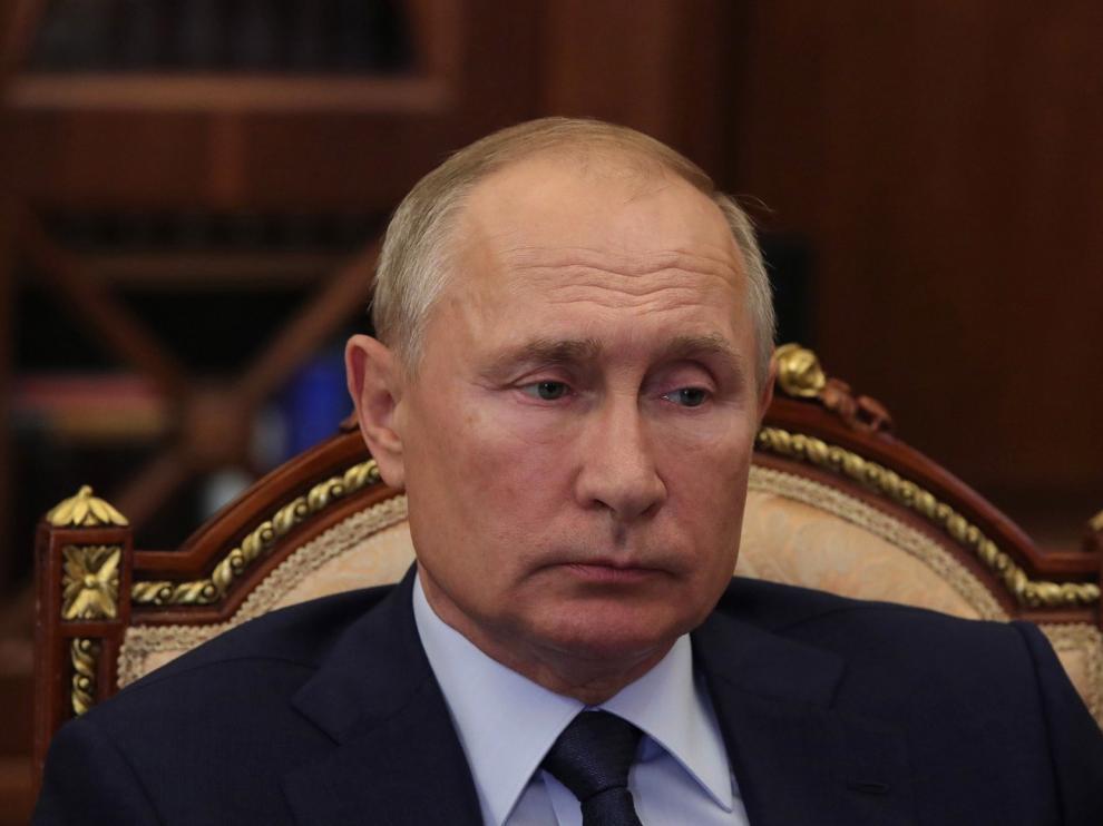 Proponen a Vladímir Putin para el premio Nobel de la Paz